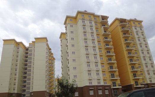 安哥拉社会住宅楼(涉外)