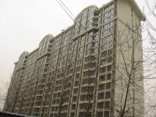 莲西公寓(保温装饰)