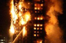 """关于吸取英国伦敦""""6.14""""火灾教训强化高层建筑火灾防控工作的通知"""